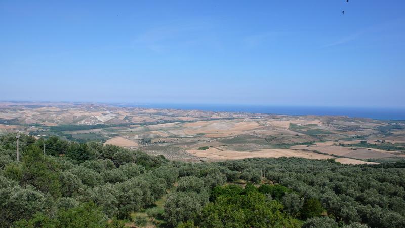 Panorama sul marchesato