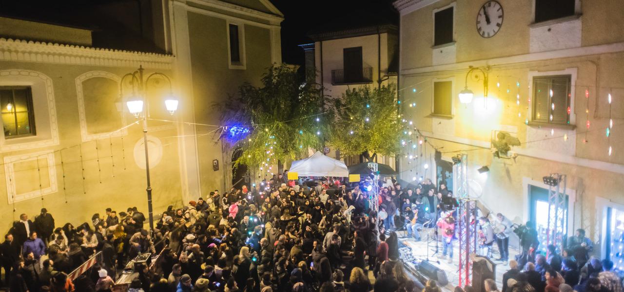 Festival tarantella saracena